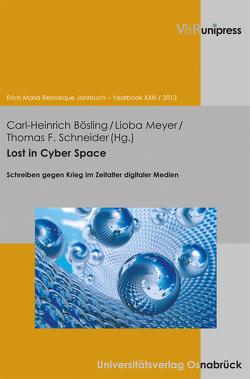 Lost in Cyber Space von Bösling,  Carl-Heinrich, Meyer,  Lioba, Schneider,  Thomas F.
