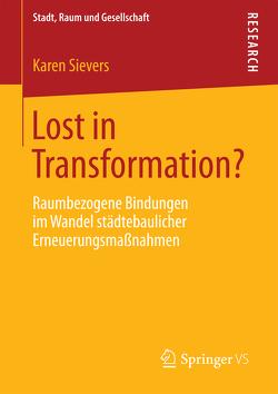 Lost in Transformation? von Sievers,  Karen