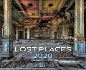 Lost Places 2020 von Lundberg,  Thor Larsson, Vogler,  Mike