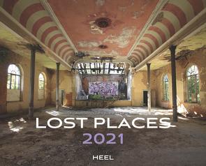 Lost Places 2021 von Dausch,  Katharina, Jähne,  Oliver, Vogler,  Mike