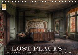 Lost Places – Auch der Verfall hat seinen Charme (Tischkalender 2019 DIN A5 quer) von Swierczyna,  Eleonore