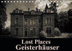 Lost Places Geisterhäuser (Tischkalender 2019 DIN A5 quer) von Buchspies,  Carina