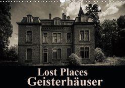 Lost Places Geisterhäuser (Wandkalender 2019 DIN A3 quer) von Buchspies,  Carina