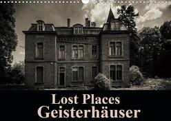Lost Places Geisterhäuser (Wandkalender 2020 DIN A3 quer) von Buchspies,  Carina