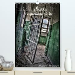 Lost Places II, Vergessene Orte (Premium, hochwertiger DIN A2 Wandkalender 2021, Kunstdruck in Hochglanz) von Photography,  Stanislaw´s