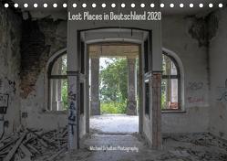 Lost Places in Deutschland 2020 (Tischkalender 2020 DIN A5 quer) von Schultes,  Michael