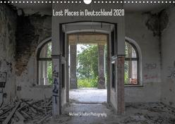 Lost Places in Deutschland 2020 (Wandkalender 2020 DIN A3 quer) von Schultes,  Michael