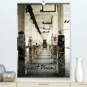 Lost Places (Premium, hochwertiger DIN A2 Wandkalender 2020, Kunstdruck in Hochglanz) von by Suse,  Photoart
