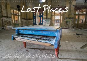 Lost Places – Schönheit des Verfalls (Wandkalender 2020 DIN A3 quer) von van Dutch,  Tom