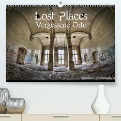 Lost Places, Vergessene Orte / AT-Version (Premium, hochwertiger DIN A2 Wandkalender 2021, Kunstdruck in Hochglanz) von Photography,  Stanislaw´s