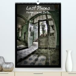 Lost Places Vergessene Orte (Premium, hochwertiger DIN A2 Wandkalender 2021, Kunstdruck in Hochglanz) von Photography,  Stanislaw´s