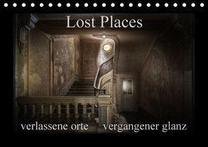 Lost Places – verlassene Orte vergangener Glanz (Tischkalender 2018 DIN A5 quer) von Jerneizig,  Oliver