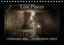 Lost Places – verlassene Orte vergangener Glanz (Tischkalender 2020 DIN A5 quer) von Jerneizig,  Oliver
