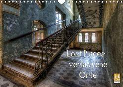 Lost Places – Verlassene Orte (Wandkalender 2019 DIN A4 quer) von Buchspies,  Carina