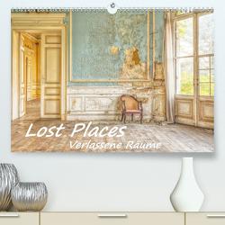 Lost Places – Verlassene Räume (Premium, hochwertiger DIN A2 Wandkalender 2020, Kunstdruck in Hochglanz) von Hackstein,  Bettina