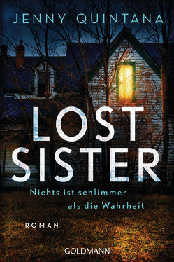 Lost Sister von Quintana,  Jenny, Stingl,  Nikolaus