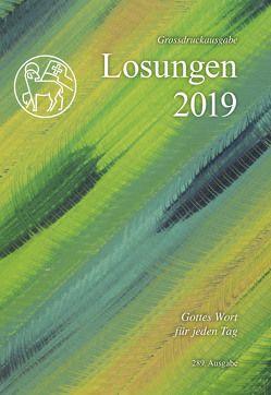 Losungen 2019. Schweiz / Losungen 2019