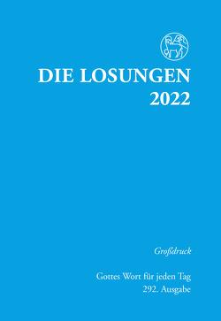 Losungen Deutschland 2022 / Die Losungen 2022 von Herrnhuter Brüdergemeine