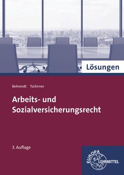 Lösungen zu 99280 von Behrendt,  Sabine, Tschirner,  Andreas