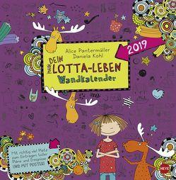 Lotta-Leben Broschurkalender – Kalender 2019 von Heye, Kohl,  Daniela, Panterrmüller,  Alice