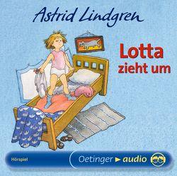 Lotta zieht um von Dohrenburg,  Thyra, Jepsen,  Klaus, Lindgren,  Astrid, Mahler,  Regine, Rietenbach,  Kathrin, Schön,  Margarethe, Stolze,  Madeleine, Wikland,  Ilon