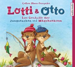 Lotti & Otto von Ulmen,  Christian, Ulmen-Fernandes,  Collien