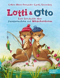 Lotti und Otto (Mini-Ausgabe) von Sieverding,  Carola, Ulmen-Fernandes,  Collien