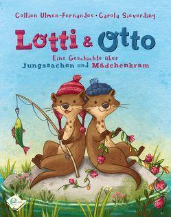 Lotti und Otto von Sieverding,  Carola, Ulmen-Fernandes,  Collien
