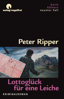Lottoglück für eine Leiche von Ripper,  Peter