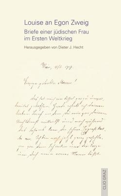 Louise an Egon Zweig von Hecht,  Dieter J.