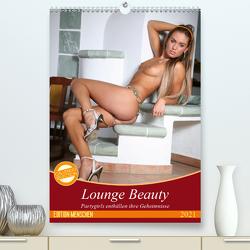 Lounge Beauty – Partygirls enthüllen ihre Geheimnisse (Premium, hochwertiger DIN A2 Wandkalender 2021, Kunstdruck in Hochglanz) von Comandante,  Andreas
