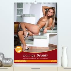 Lounge Beauty – Partygirls enthüllen ihre Geheimnisse (Premium, hochwertiger DIN A2 Wandkalender 2020, Kunstdruck in Hochglanz) von Comandante,  Andreas