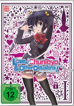 Love, Chunibyo & Other Delusions! – DVD 1 von Hishihara,  Tatsyua