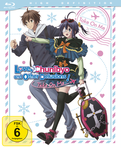 Love, Chunibyo & Other Delusions! – Take On Me (Movie) – Blu-ray (Limited Edition) von Ishihara,  Tatsuya