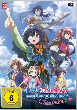 Love, Chunibyo & Other Delusions! – Take On Me (Movie) – DVD von Ishihara,  Tatsuya