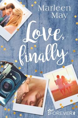 Love, finally von May,  Marleen