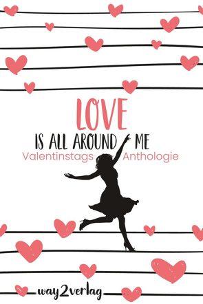 Love is all around me von way2,  Verlag