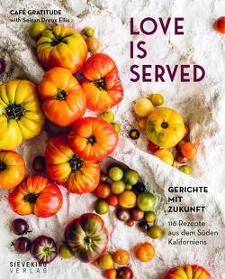 Love is served von Dreux Ellis,  Seizan, Holzmann,  Rachel, Kalmbach,  Gabriele, Romerein,  Lisa