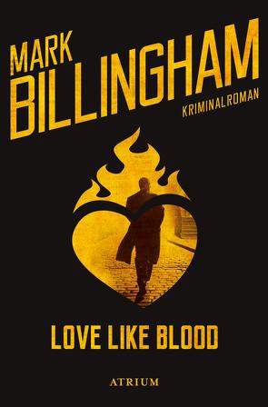 Love Like Blood von Billingham,  Mark, Torberg,  Peter