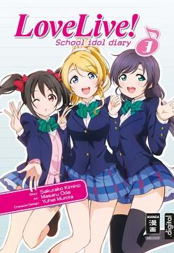 Love Live! School idol diary 03 von Ilgert,  Sakura, Kimino,  Sakurako, Oda,  Masaru