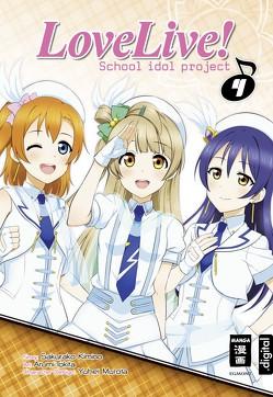 Love Live! School idol project 04 von Ilgert,  Sakura, Kimino,  Sakurako, Tokita,  Arumi