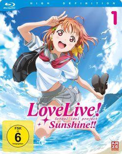 Love Live! Sunshine!! – Blu-ray 1 von Sakai,  Kazuo