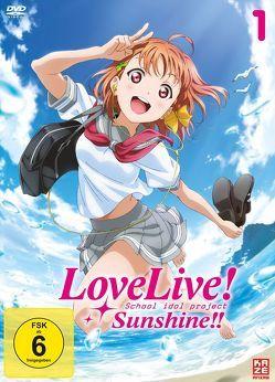 Love Live! Sunshine!! – DVD 1 von Sakai,  Kazuo