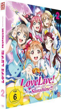 Love Live! Sunshine!! – DVD 2 von Sakai,  Kazuo