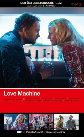 Love Machine von Schmied,  Andreas