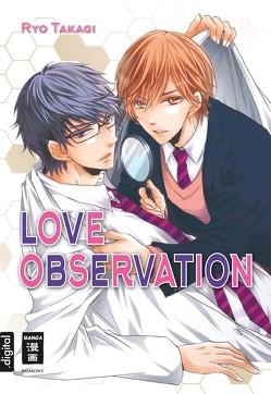 Love Observation von Steinle,  Christine, Takagi,  Ryo