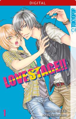 Love Stage!! 01 von Eiki Eiki, Zaoh,  Taishi