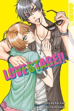 Love Stage!! 03 von Eiki Eiki, Zaoh,  Taishi
