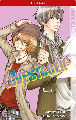 Love Stage!! 06 von Eiki Eiki, Zaoh,  Taishi