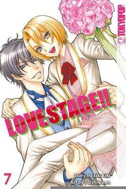 Love Stage!! 07 von Eiki Eiki, Zaoh,  Taishi